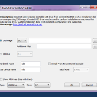 CentOS 6 CD/DVD/ISO to USB Installation